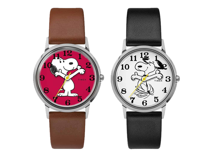 Timex Todd Snyder Snoopy Watches