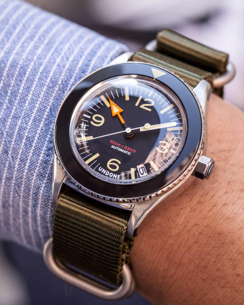 Undone Basecamp Classic Watch