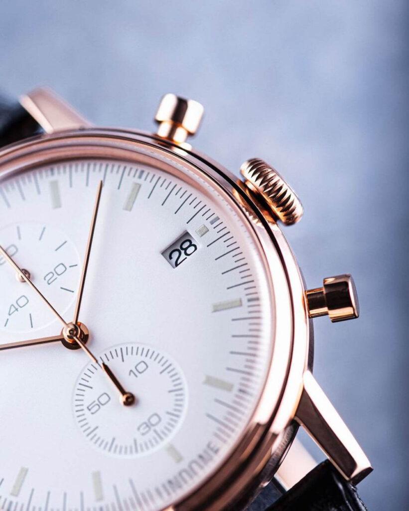 Undone Urban Minimalist Watch