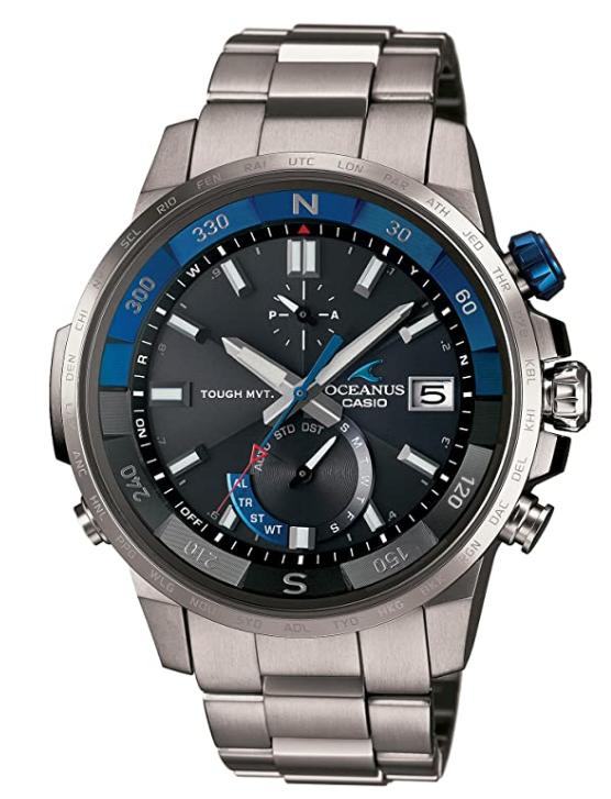Casio Oceanus Cachalot OCW-P1000-1AJF