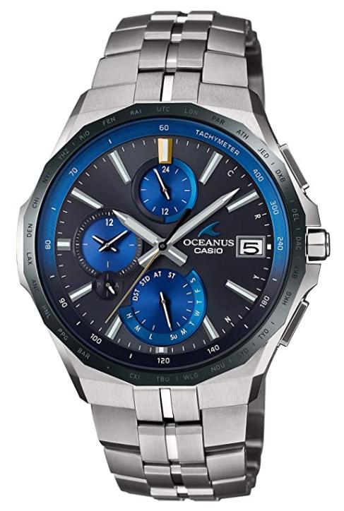 Casio Oceanus OCW-S5000E-1AJF