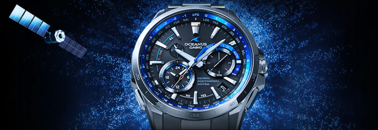 8 Best High-Tech Casio Oceanus Watches