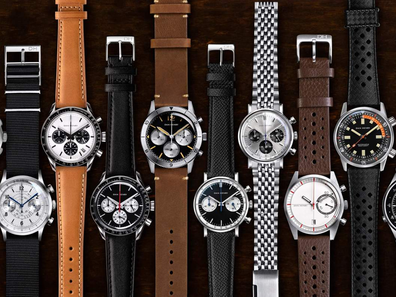 Dan Henry Watches: A Complete Guide to Affordable Vintage Watches