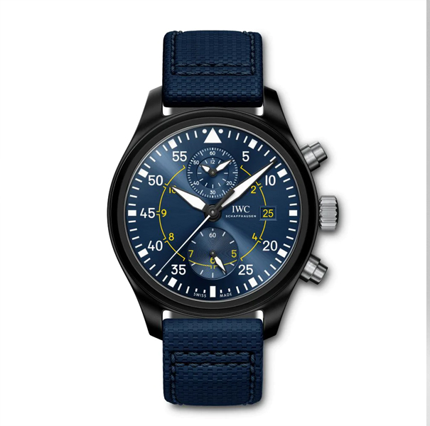 "IWC Pilot's Watch Chronograph Edition ""Blue Angels®"" IW389008"