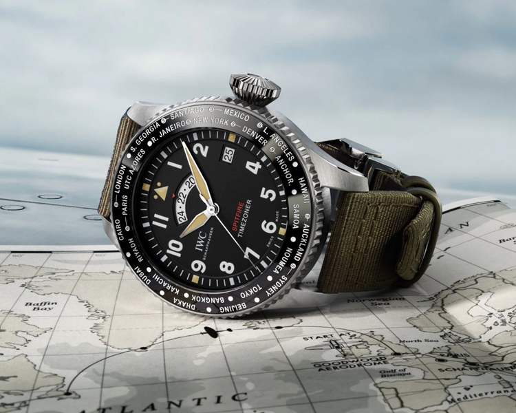 IWC Schaffhausen Pilot Watches Pilot's Watches