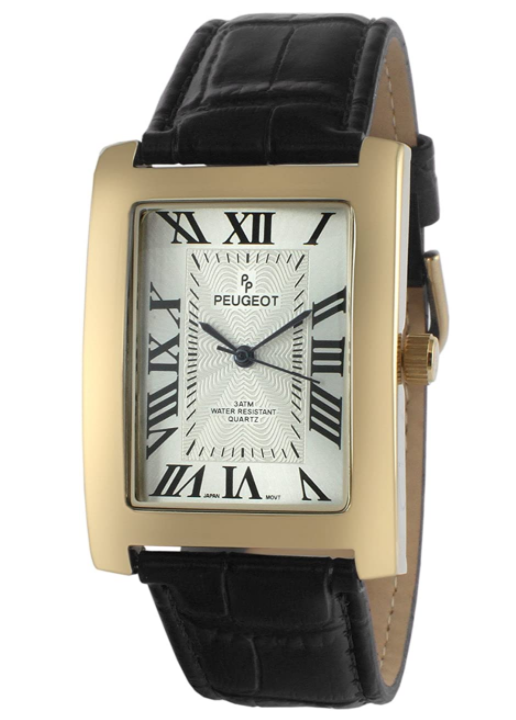 Peugeot Rectangular Vintage Watch