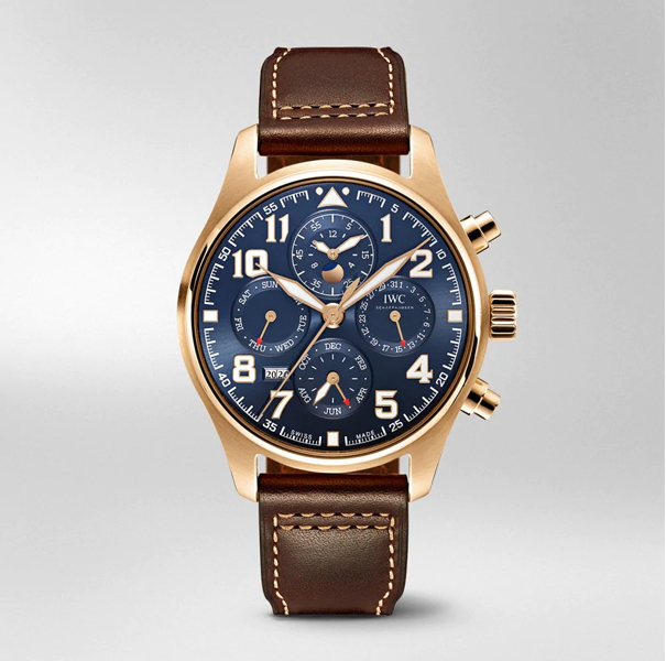 "Pilot's Watch Perpetual Calendar Chronograph Edition ""Le Petit Prince"" IW501002"