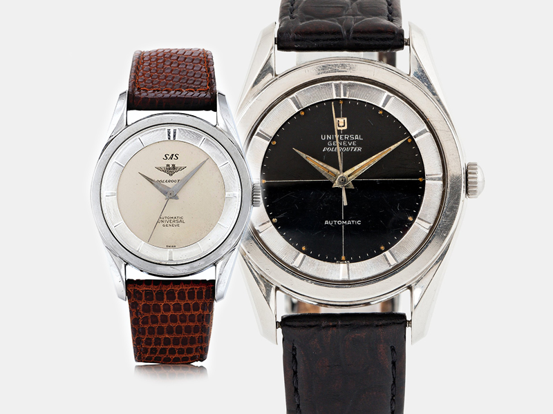 Why the Universal Geneve Polerouter is By Far the Most Iconic 1950's Watch