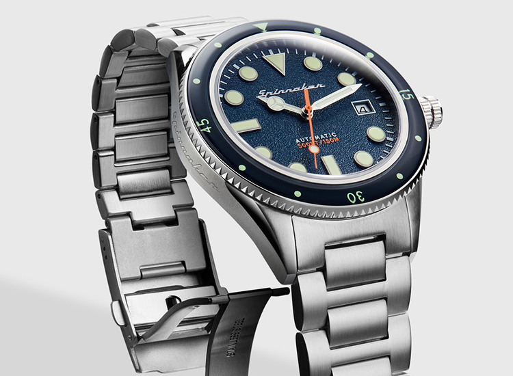 Spinnaker Cahill Japan Automatic Watch - SP-5075-22