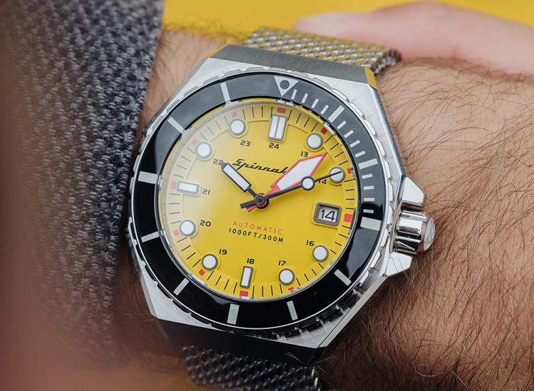 Spinnaker Dumas Japan Automatic Watch - SP-5081-44