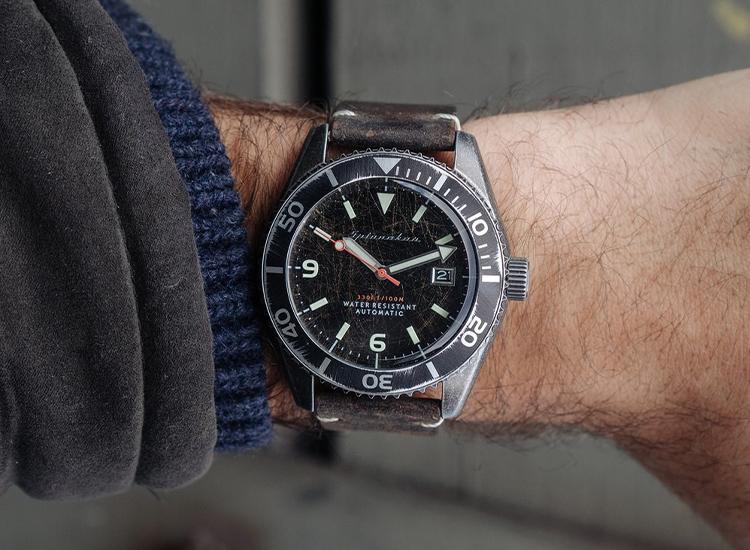 Spinnaker Wreck Japan Automatic Watch - SP-5065-01