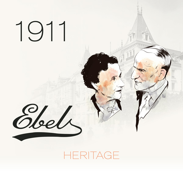 Ebel Watches Eugene Blum Alice Levy