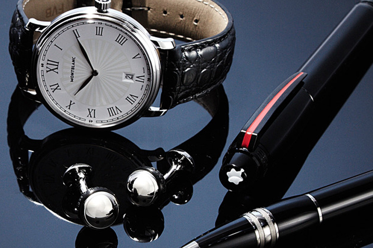 Montblanc Watches Pen Leather Goods