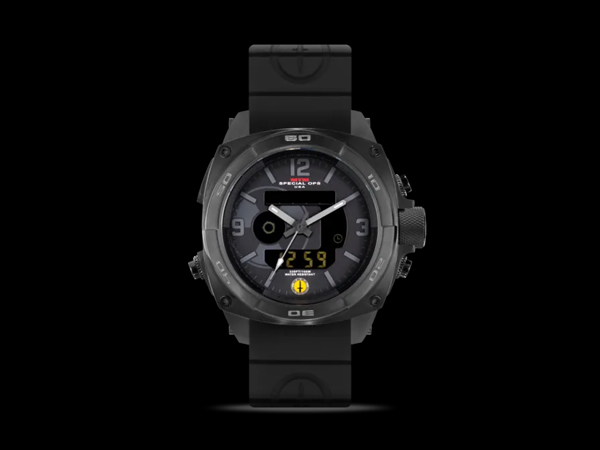 MTM Special Ops RAD Tritium Watch
