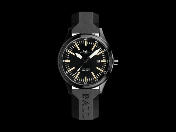 Ball Fireman Night Train DLCTritium Watch