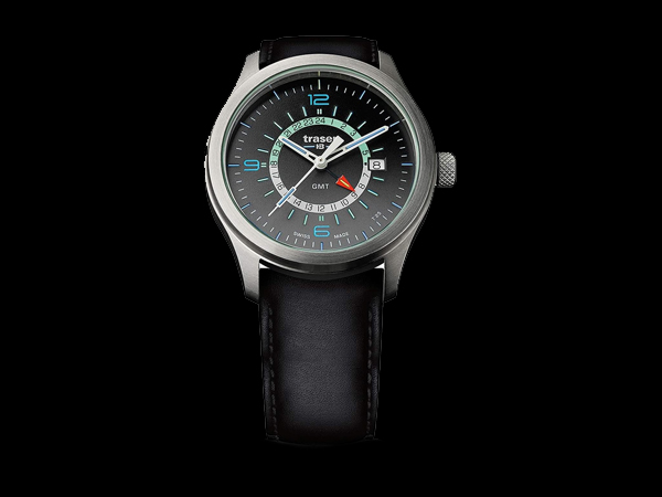 Traser P59 Aurora GMT H3 Tritium Watch
