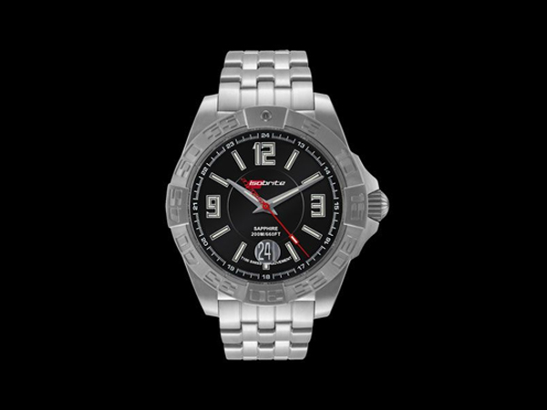 Isobrite Executive Series ISO701 Tritium Watch