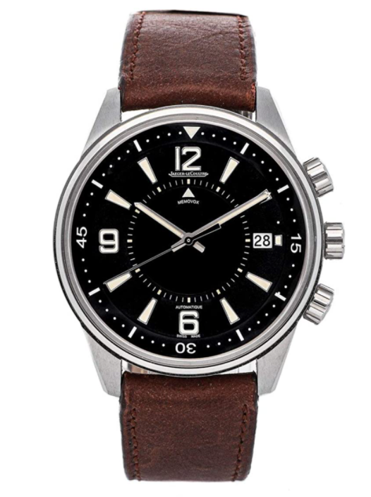 Jaeger-LeCoultre Polaris Memovox, retro watches