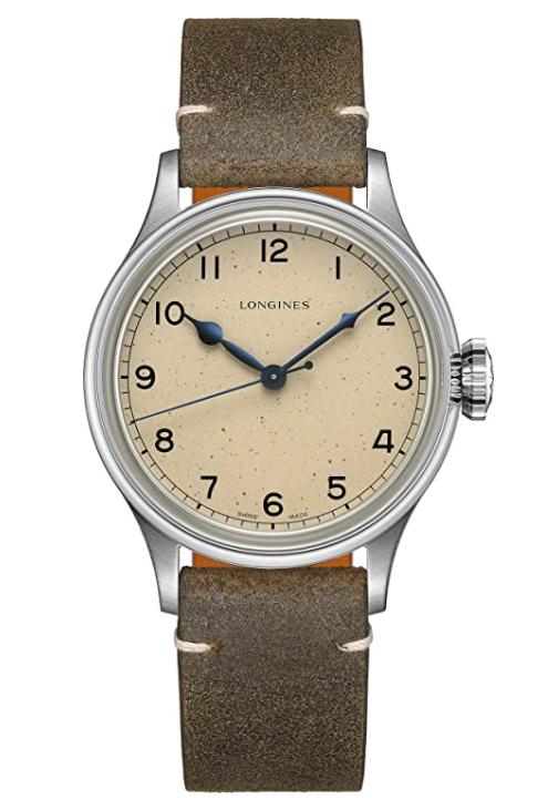 Longines Heritage Military, retro watches