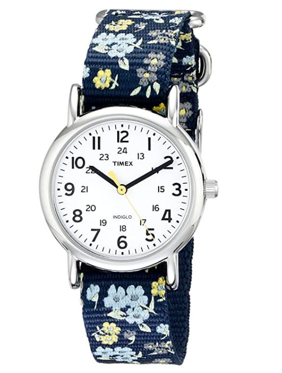 Timex Weekender Women's Floral