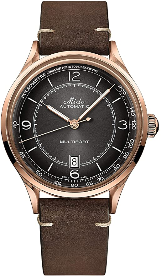 Mido Automatic Multifort Patrimony