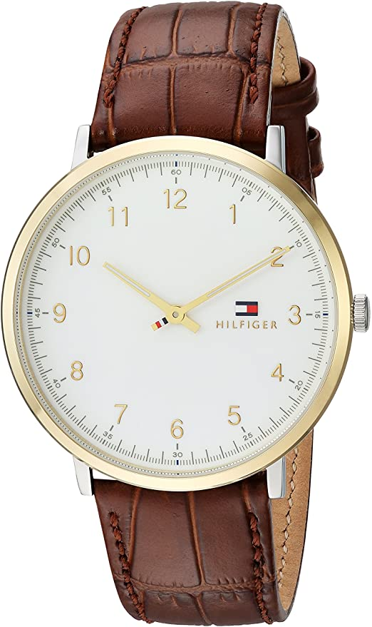 Tommy Hilfiger Men's Sophisticated Sport Stainless Steel Quartz Watch