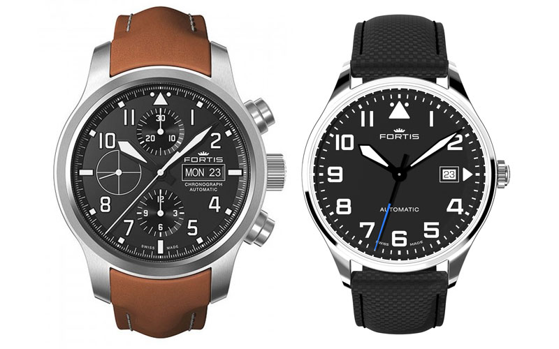 Fortis Watches Sky Collection