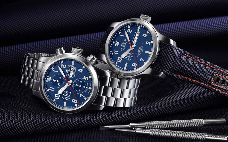 Fortis Watches: From Switzerland to Space