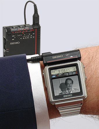 Seiko TV Watch: Everything You Need To Know and More
