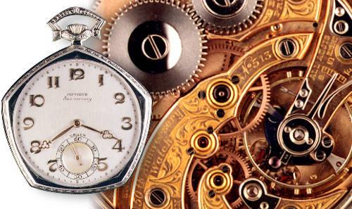 Gruen 50th Anniversary Watch