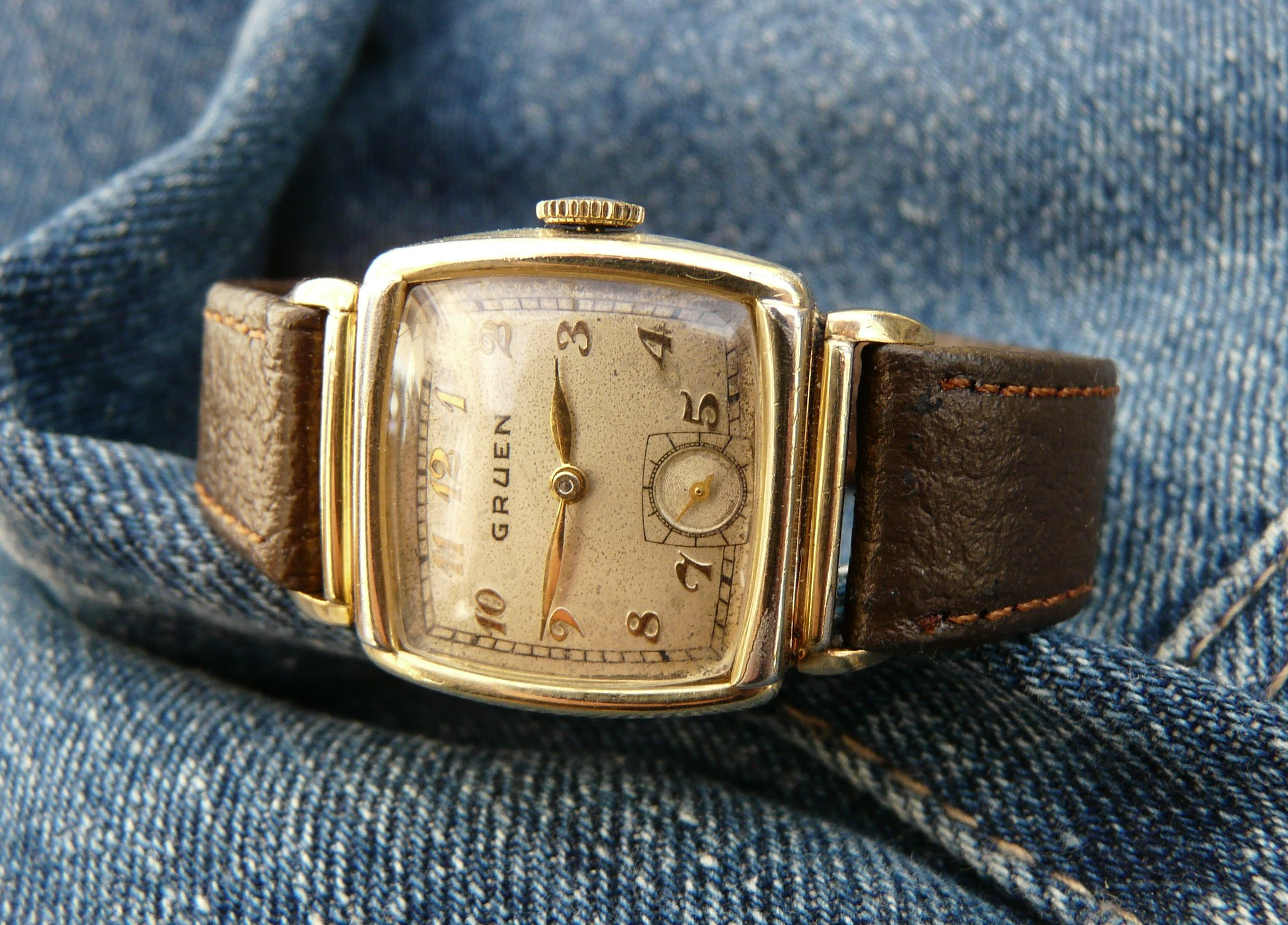 Vintage Gruen Watches: Everything You Need To Know