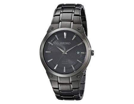 Seiko SNE325 Solar Dress Watch