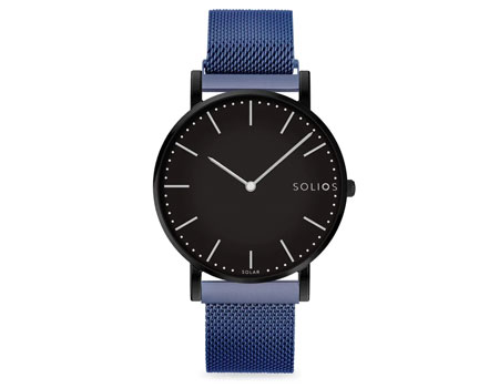 Solios Solar Watch